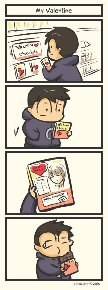 TAT My Valentine