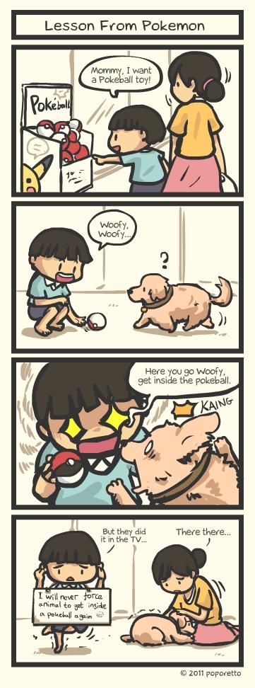 TAT Lesson From Pokemon