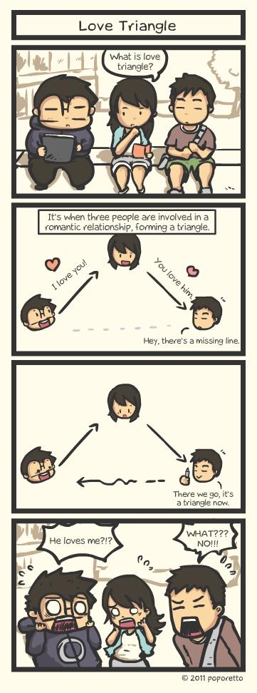 TAT Love Triangle